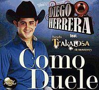 Diego Herrera Ft Banda la Trakalosa - Como Duele.mp3