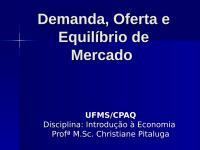 AULA 2 Demanda e Oferta de Mercado.ppt