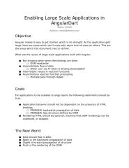 Enabling Large Scale Applications in AngularDart.docx