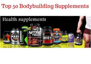 Top 50 Bodybuilding Supplement.pdf