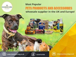 Pet Products Wholesaler in UK.pptx