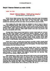 (wafat 1333h) sayyid 'utsman betawi.pdf