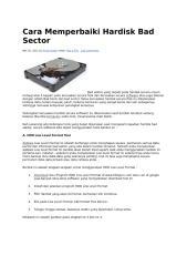 cara memperbaiki hardisk bad sector ( bahan ).docx