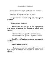AO MESTRE COM CARINHO (Música).doc