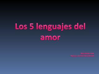 5lenguajes.ppt