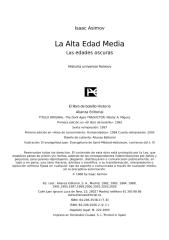 Isaac Asimov - La Alta Edad Media.doc