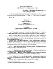 41561M - Regulamento Geral da OAB.pdf