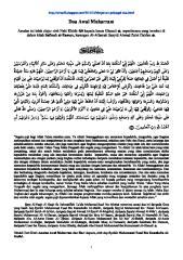 Doa Awal Muharram.pdf