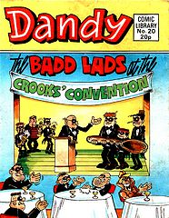 Dandy Comic Library 020 - The Bad Lads - Crooks Convention (1984) (f) (TGMG).cbz