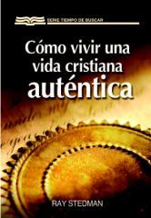 Una vida cristiana auténtica .pdf
