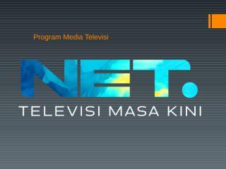 Program Media Televisi matkul CP.pptx