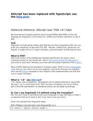 AtScript (was _ES6 +A_) Q&A.docx