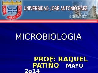 MICROBIOLOGIA ujap.ppt