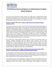 2018 Market Research Report on Global Smart Feeding Bottle Industry.pdf