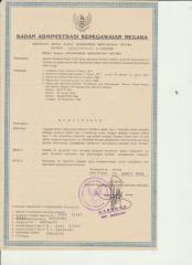5. KEPUTUSAN BAKN SK II C BU MARIATI.pdf