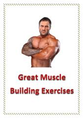 Great Muscle Building Exercises.pdf