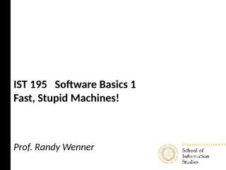 3A Software Basics 1.ppt
