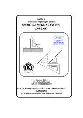 Modul Gambar Teknik.doc
