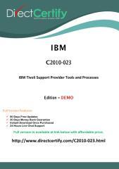C2010-023 Free  Dump Download (PDF).pdf
